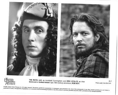 "Tim Roth Eric Stoltz ""Rob Roy"" Vintage Movie Still"