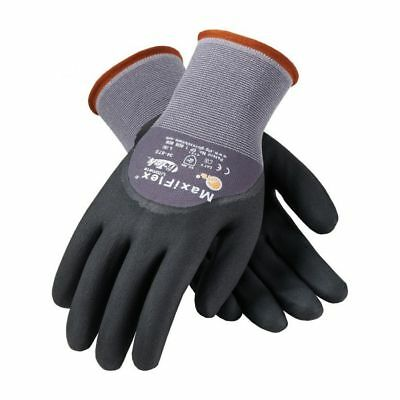 PIP G-Tek MaxiFlex Ultimate Gloves 34-875 – Size Large / 3 Pairs ~ NEW!