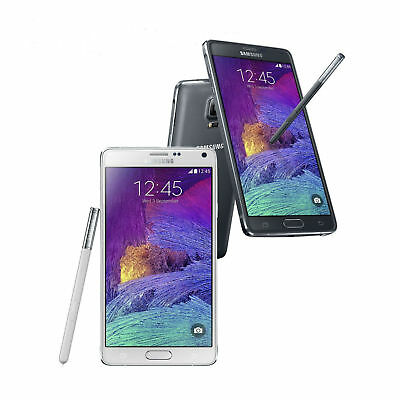 Samsung Galaxy Note 4 N910P 32GB Sprint Unlocked 4G LTE Android Smartphone