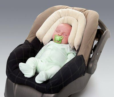 Baby Head Support Car Seat Stroller Infant Pillow Neck Travel Safety Body NEW