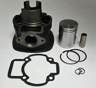 Motoforce 50cc PLUS Cylinder for Piagio