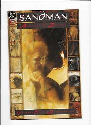 DC Comics The Sandman Issue #3 Master of Dreams Pt 3 of 9 March 1989