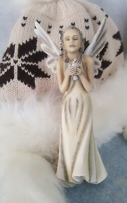 BNIB Retired 2013 Ltd Ed Signed Vintage Angel RELEASE by Jessica Galbreth