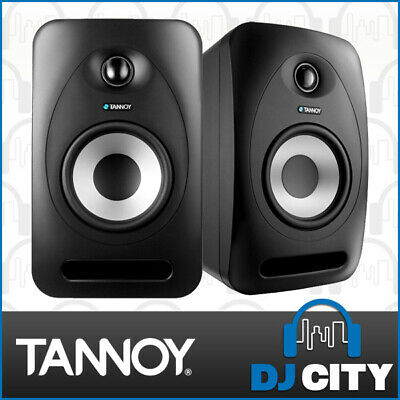 Tannoy Reveal 502 Pair Powered 5-Inch Studio Reference Audio Recording Monitors