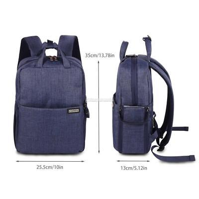 Camera Backpack DSLR/SLR Camera Bag Multifunction Travel Outdoor Waterproof Bag
