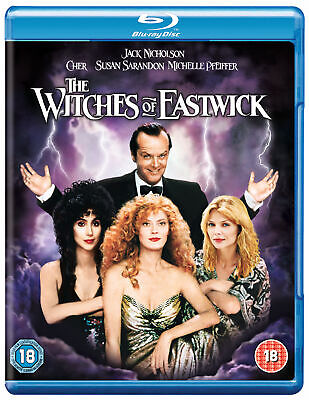 The Witches of Eastwick (Blu-Ray) Jack Nicholson,Cher,Susan Sarandon