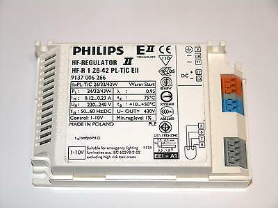 Philips Hf-Regulator Hf-R 26-42 Pl-T / C New Incl. Tax