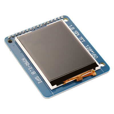 "1.8"" inch ST7735R SPI 128*160 TFT LCD Display Module with PCB for Arduino TE843"
