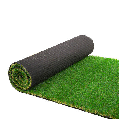 NEW Artificial Grass 10 SQM Polyethylene Lawn Flooring