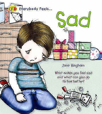 Sad (QED Everybody Feels),Qed,New Book mon0000127397
