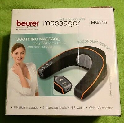MASSAGER by BEURER, Massages NECK AND SHOULDER, Brand New in Box, Great Gift