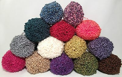 Silky Twist Yarn - YOUR CHOICE - by Lion Brand - Perfect for Soft, Cozy Afghans!