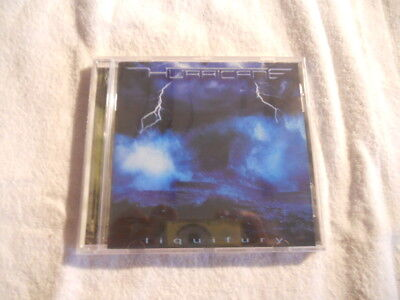"Hurricane ""Liquifury"" AOR cd 2001 Frontiers Records  New Sealed"