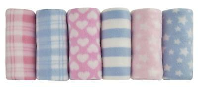 Baby Blankets Boy And Girls Three Styles To Choose From 75CM BY 75CM Fleecy