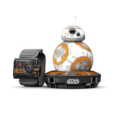 Special Edition Battle Worn BB-8 by Sphero with Force Band Brand New