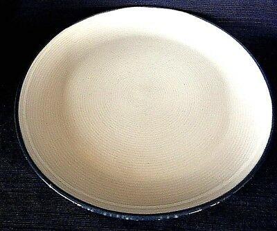 Sango JEWEL BLUE (4893) 11  Dinner Plates-Set of 2-EXCELLENT & SANGO JEWEL BLUE 4893 Set of 3 Dinner Plates 11