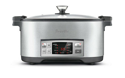 New Breville - LSC650BSS - the Searing Slow Cooker