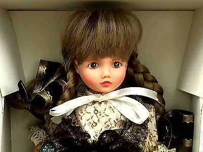 Madame Alexander - 1993 - Patricia by Alice Darling - Let's Play Dolls - # 9105