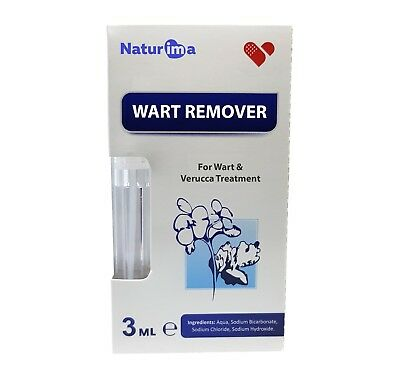Wart Verruca Treatment Remover HPV Genital Removal Papilloma Hard Corns 3ml