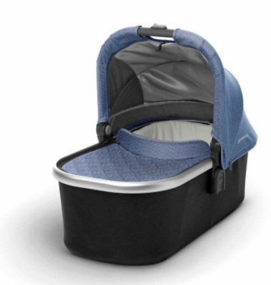 UPPAbaby 2017 Bassinet, Henry Blue marl NEW