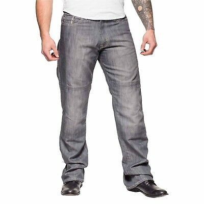 DIVALO® Men Motorcycle Protective Jeans  Knitted Made With DuPont™ Kevlar®