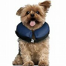 Pet Dog or Cat Inflatable E Collar For Injury Recovery