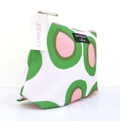 Marimekko For Clinique Makeup/Cosmetics/Travel Bag -  New With Tag