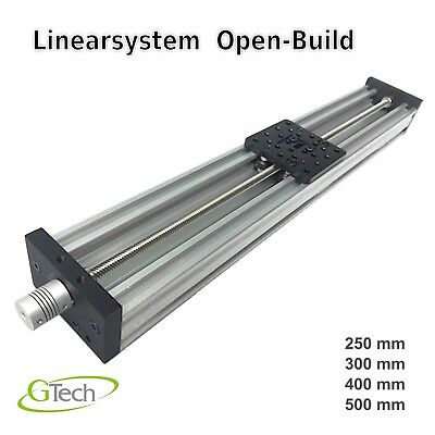 Linearsystem Openbuilds Linearführung Linearachse 250 bis 500mm