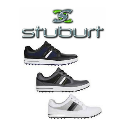 Stuburt Urban Fashion Spikeless Golf Shoes Men's In 3 Colours