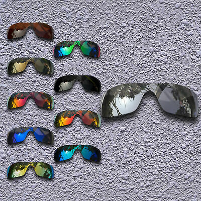 49849b832c027 Polarized Lenses Replacement For-Oakley Batwolf Sunglasses Multiple-Options