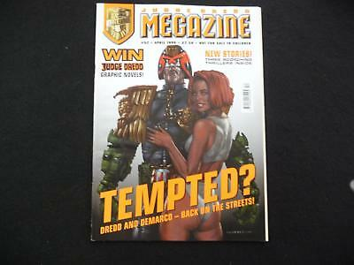 Judge Dredd Megazine vol 3  issue 52 comic (LOT#2846)