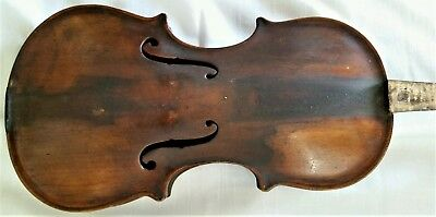 Antique  Violin - American Made - Late 1700 -Early 1800s