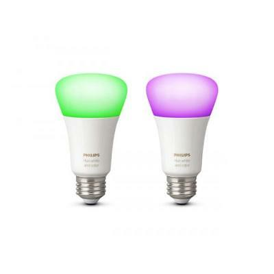 169480 Philips E27 Hue White And Color Ambiance Doppelpack- Germania