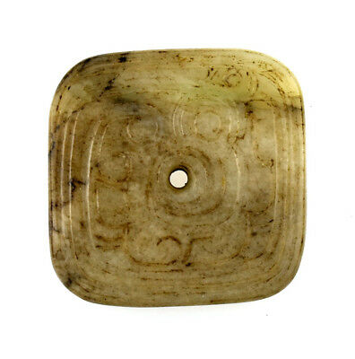 Ancient Chinese Shang Dynasty Jade Plaque