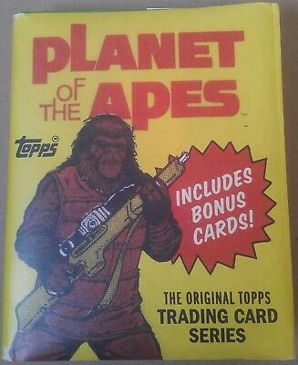 Planet Of The Apes Original Topps Trading Cards Hardcover 2017