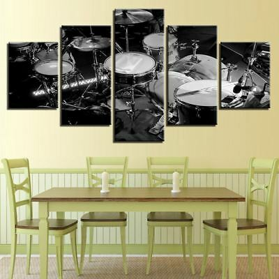 Enchanting Drum Set Wall Art Image Collection - Wall Art Collections ...