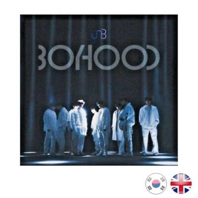 [NEW + SEALED!] UNB BOYHOOD The Unit B 1st Mini Album CD Kpop K-pop UK