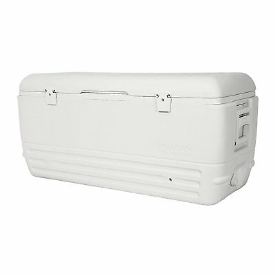 Cooler Cart Ice Chest Box Carrier Wagon With On Wheels