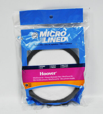1 Washable Hoover Vacuum Flair Filter