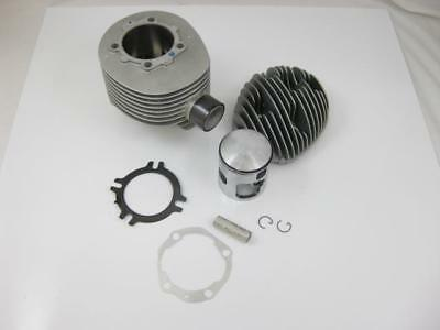 Zylinder Kit 221ccm Polini Aluminum for 60mm Crankshaft incl. Head VESPA PX