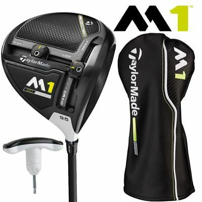 2017 New TaylorMade M1 Driver - Pick Your Shaft, Flex, And Loft