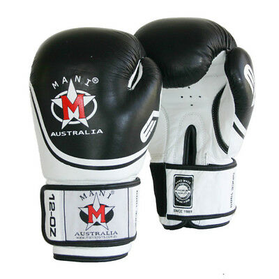 NEW Leather EVO Boxing Gloves
