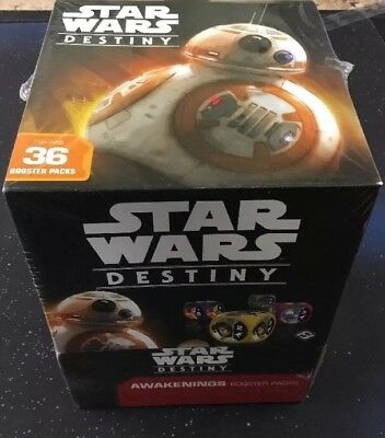 Star Wars Destiny Awakenings Booster Box (New)