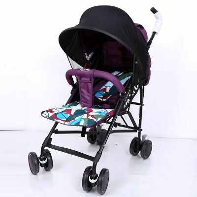 Sun Shade Baby Stroller Sun Canopy Pram Kid Infant Stroller Pushchair Car Seat