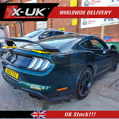 """Rear spoiler for Ford Mustang 2015-2017 """"Fits coupe only"""" GT, V8, ECOBOOST,"""