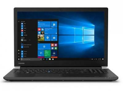 "Toshiba Tecra C50 Core i5-8250U 8GB 1TB HDD 15.6"" HD DVDRW Win10Pro Laptop"