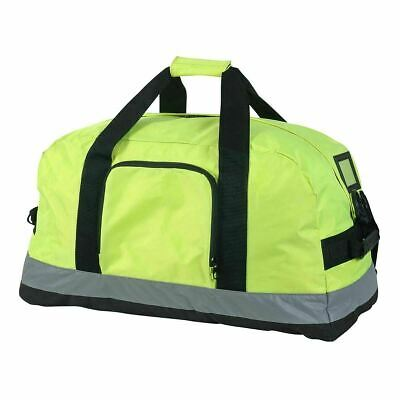 Shugon Seattle Workwear Holdall Hi Vis Orange Bag High Viz Large (SH2518)