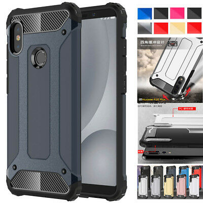Thin Shockproof Armor Case for Xiaomi Mi6X Redmi Note 5 Pro/5 Plus Hybird Cover