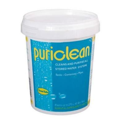 Puriclean 400g Water Purification Treatment Water System And Tank Cleaner