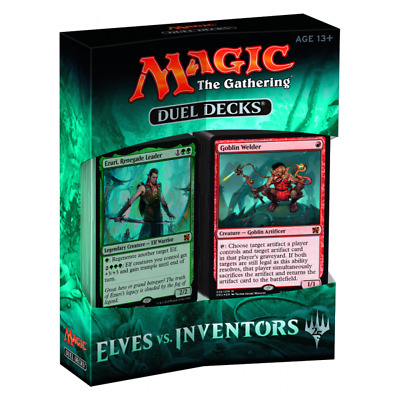 MTG - Duel Decks: Elves vs Inventors (EN)